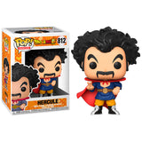 Funko POP! Animation: Dragon Ball Super S4 - Hercule Vinyl Figure