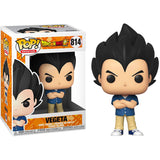 Funko POP! Animation: Dragon Ball Super S4 - Vegeta Vinyl Figure