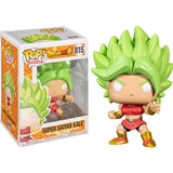 Funko POP! Animation: Dragon Ball Super S4 - Super Saiyan Kale Vinyl Figure