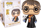 "POP Harry Potter with Hedwig - 18"" Vinyl Figure"