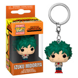 Funko POP! My Hero Academia Deku in School Uniform Keychain