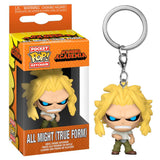 Funko POP! My Hero Academia All Might True Form Keychain