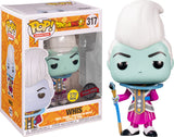 Funko POP! Dragon Ball Super Whis Glow in the Dark Vinyl Figure