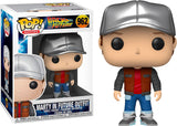 Funko POP! Back to the Future Marty Future Outfit Vinyl Figure