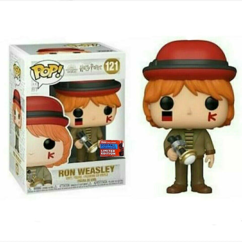 Funko POP! Harry Potter- Ron At World Cup NYCC Exclusive (Preorder)