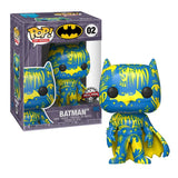 Funko POP! Batman#2 Vinyl Figure with Case