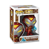Funko POP! Marvel: Infinity Warps - Iron Hammer Vinyl Figure