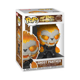 Funko POP! Marvel: Infinity Warps - Ghost Panther Vinyl Figure