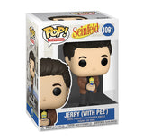 Funko POP! TV: Seinfeld- Jerry with PEZ Vinyl Figure