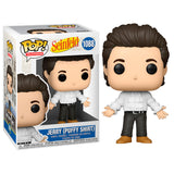 Funko POP! TV: Seinfeld - Jerry with Puffy Shirt Vinyl Figure