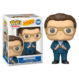 Funko POP! TV: Seinfeld - Newman the Mailman Vinyl Figure