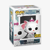 Funko POP! Disney: Aristocats- Marie Diamond Glitter Vinyl Figure