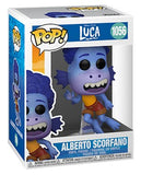 Funko POP! Disney: Vespa Alberto (Sea Monster) Vinyl Figure