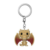 Funko POP! Game of Thrones Icy Viserion Keychain