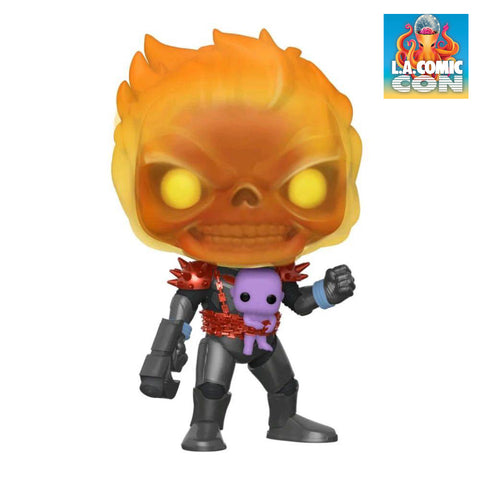 Funko POP! Cosmic Ghost Rider Exclusive Vinyl Figure