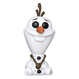 Funko POP! Frozen II - Olaf Diamond Glitter Geek Nation Exclusive Vinyl Figure (Preorder)