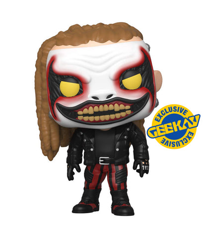 Funko POP! WWE 'The Fiend' Bray Wyatt Vinyl Figure - Geekay Exclusive