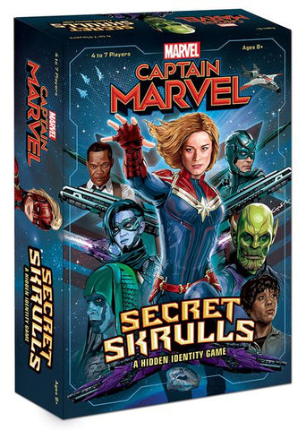 Captain Marvel: Secret Skrulls Card Game