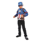 Captain America Super Muscle Top Costume