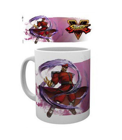 "GB eye ""Street Fighter 5 Bison"" Mug - Various"