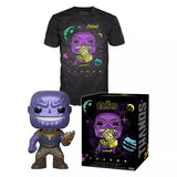 Funko POP! Marvel Collectors Box: Thanos in Space Vinyl Figure & T-Shirt