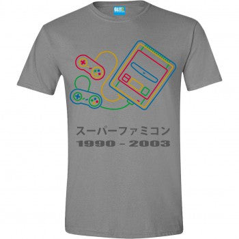 Pixel History One Grey T-Shirt