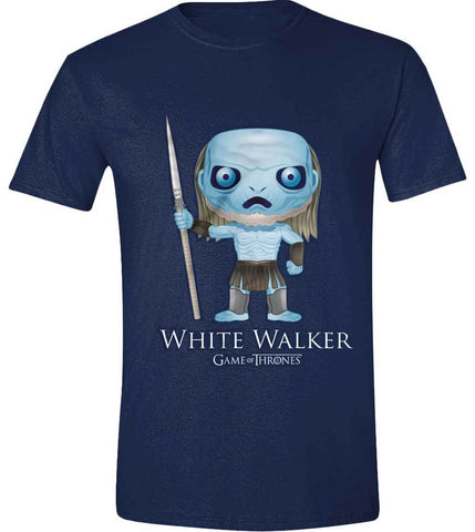 Game Of Thrones - Pop Art White Walker T-Shirt