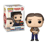 Funko POP! Stranger Things Eleven with Bear Vinyl Figure - Geek Nation Exclusive