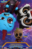 Cosbaby Guardians of the Galaxy: Vol. 2 Rocket, Groot And Yondu Vinyl Figure