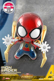 Cosbaby Iron Spider Duel Web Shooting Ver Vinyl Figure