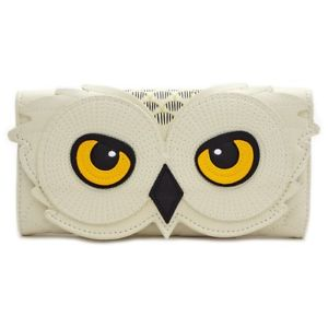 Loungefly Harry Potter Hedwig Trifold Wallet