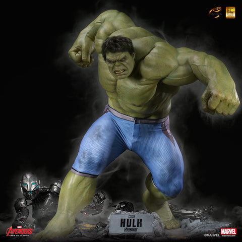 Avengers Movie 2 Hulk 1.3 Scale Maquette
