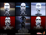 Cosbaby Star Wars The Force Awakens Series 2 Complete Set