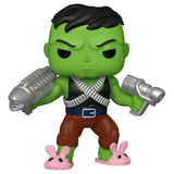 Funko POP! Marvel 6-Inch Professor Hulk with Glow in The Dark  Vinyl Figure