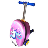 Unicorn Scooter Case Cabin Laggage (16-Inch)