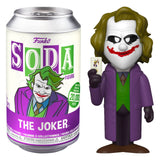 Funko Vinyl SODA: Batman - The Dark Knight Joker Vinyl Figure