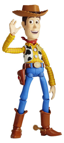 Kaiyodo Legacy of Revoltech Toy Story PVC Painted Action Figure