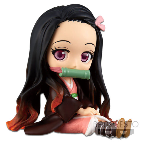 Demon Slayer Kimetsu no Yaiba Q posket Petit Vol.1 Nezuko Kamado Figure