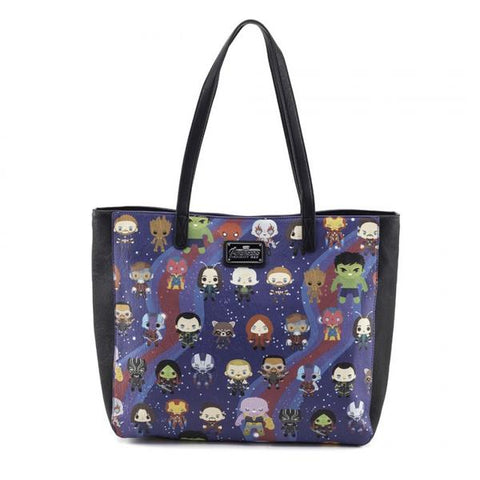 Loungefly Marvel Avengers Infinity War Tote Bag