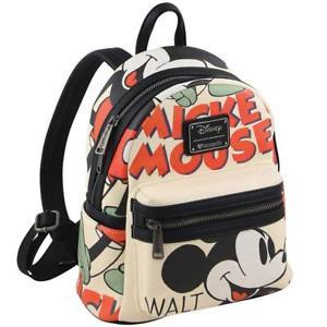 Loungefly Mickey Mouse Mini Backpack