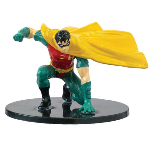 Batman Robin DC Comics 4-Inch Mini-Statue