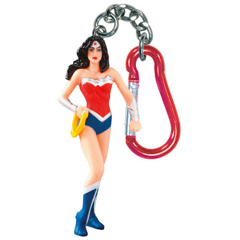 DC Wonder Woman PVC Figural Key Ring