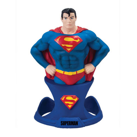 DC Superman Paperweight Bust Resin