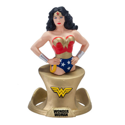 DC Wonder Woman Paperweight Bust Resin