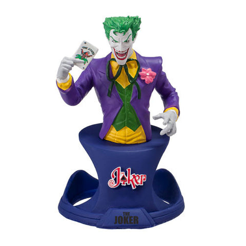 DC The Joker Paperweight Bust Resin