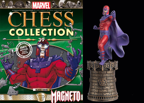 Marvel Chess Collection 39  Magento