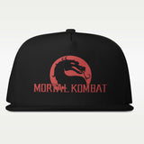 Mortal Kombat Dragon Snapback