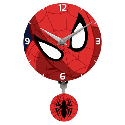 Spiderman Mini Motion Wall Clock