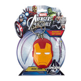 Marvel Iron Man's Helmet Bendable Keychain
