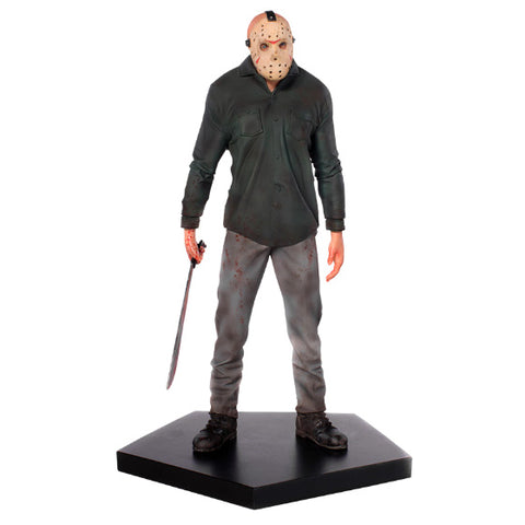 Iron Studios Friday the 13th Jason Statue